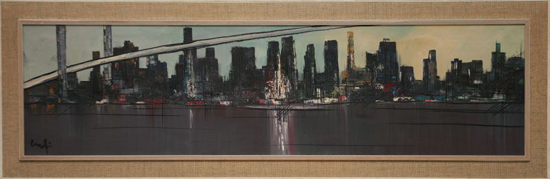Cuno Fischer, Brooklyn Bridge