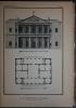Andrea Palladio-  Bibliothek alter Meister der Baukunst