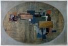 Dieter Asmus, Abstrakte Komposition – o. Jhr (frühe Arbeit)