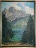 Georg Heieck, Landschaft mit See-o. Jhr.