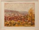 Helmut Siesser: Blick auf Stuttgart II
