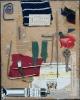 Helmut Siesser: Collage a´ Dada I