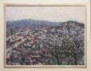 Helmut Siesser: Stuttgart – Abendstimmung