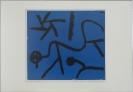 Paul Klee, Dieser Stern lernt beugen - 1940