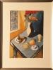 Kubiska, Stillleben mit Zitronen und Orangen - 1915