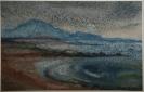 Agathe Baumann, Landschaft III - o.J.
