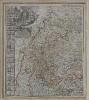 Baptist Homann, Virttembergiae- 1710