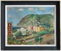 Bernhard Heinrich Buss, Monterosso al mare (Cinque Terre)