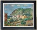 Bernhard Heinrich Buss, Monterosso al mare (Cinque Terre)