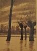 Eugen Faber, Überschwemmung Unterbohingen - o.J.