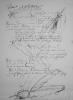 Günter Grass, geteert und gefedert (Lithographie), 1981