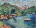 Ika Büger – Seelandschaft 1959