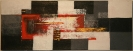 Maler der Moderne (20 Jhdt.),  Komposition IV - 20. Jhdt.