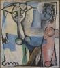 Piet Moon, Ohne Titel - 1969